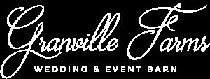 Granville Farms - Wedding