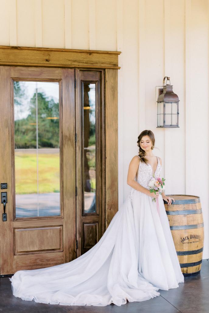 Wedding Dress - Granville Farms